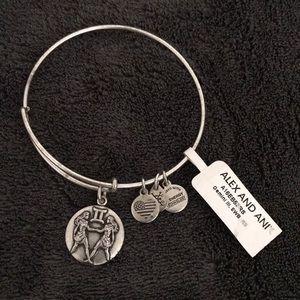 Alex & Ani Gemini bracelet